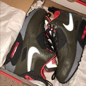 Air max 90 sneaker boot